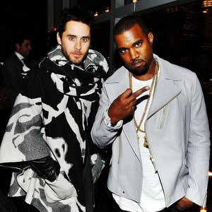 Image for '30 Seconds To Mars & Kanye West'