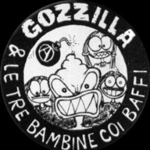 Image for 'Gozzilla & Le Tre Bambine Coi Baffi'