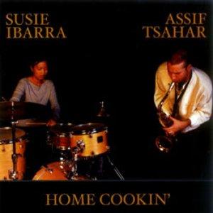Image for 'Susie Ibarra & Assif Tsahar'