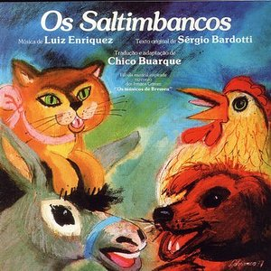Image for 'Os Saltimbancos'