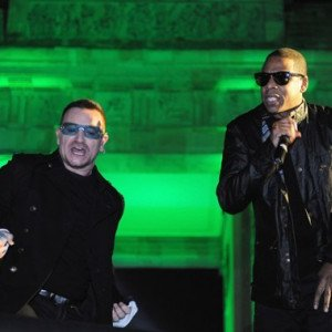 Image for 'U2 and Jay-Z'