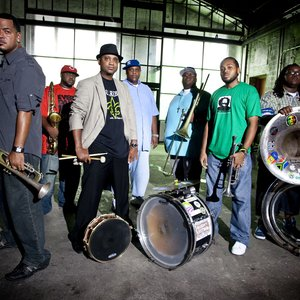 """Soul Rebels Brass Band""的封面"