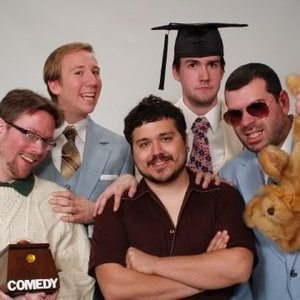 Image for 'Geekbox.net and the Comedy Button Cast'