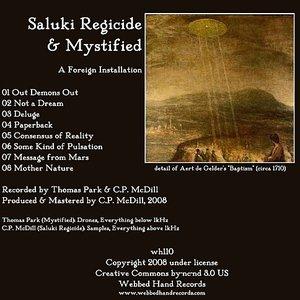 Image for 'Saluki Regicide & Mystified'