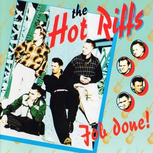 Image for 'The Hot Riffs'
