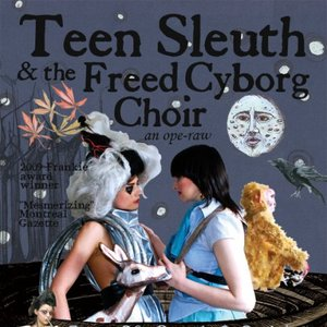 Image for 'Teen Sleuth & the Freed Cyborg Choir'