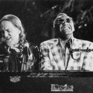 Image for 'Willie Nelson & Ray Charles'