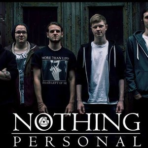 Image for 'Nothing Personal'