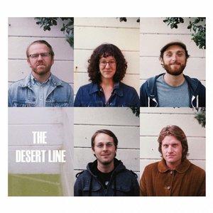 Image for 'The Desert Line'