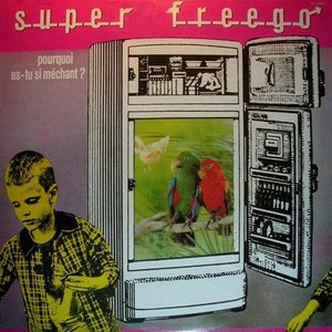 Image for 'Super Freego'