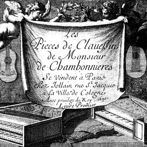 Image for 'Jacques Champion de Chambonnières'