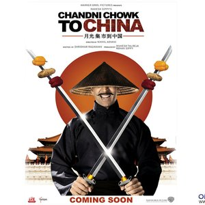 Image pour 'Chandni Chowk To China'