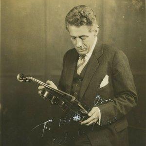 Bild für 'Fritz Kreisler'
