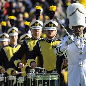 Imagem de 'University of Michigan Band'