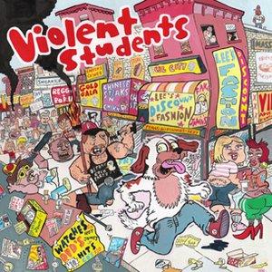 Bild für 'Violent Students'