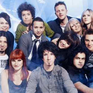 Image for 'Idols 2008'
