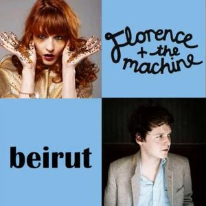 Image for 'Beirut and Florence + the Machine'