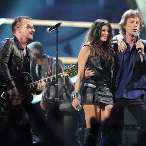 Image for 'U2, Mick Jagger & Fergie'