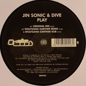 Image for 'Jin Sonic & Dive'