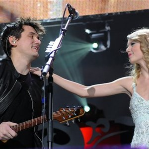 Image for 'John Mayer feat. Taylor Swift'