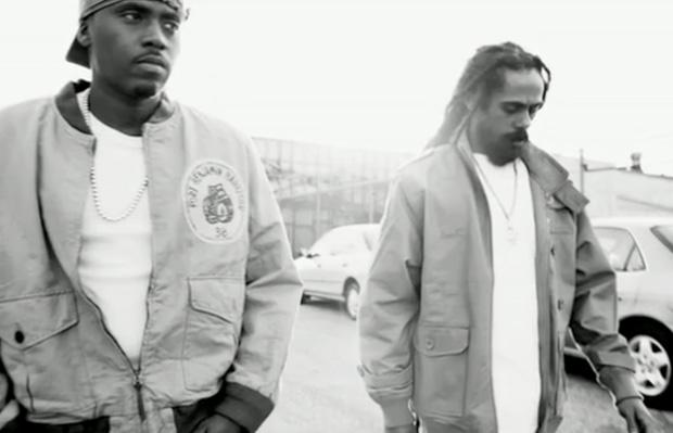 "Damian ""Jr. Gong"" Marley & Nas"