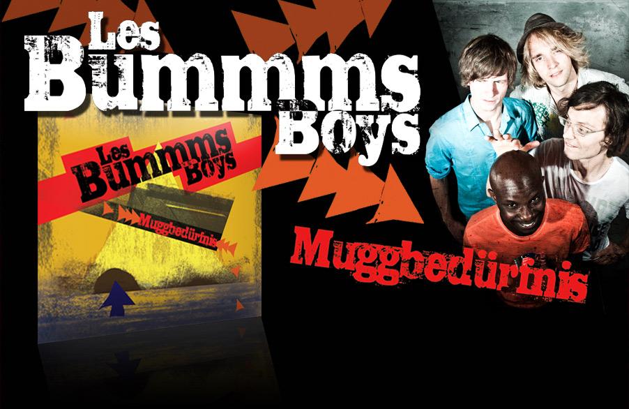Les Bummms Boys