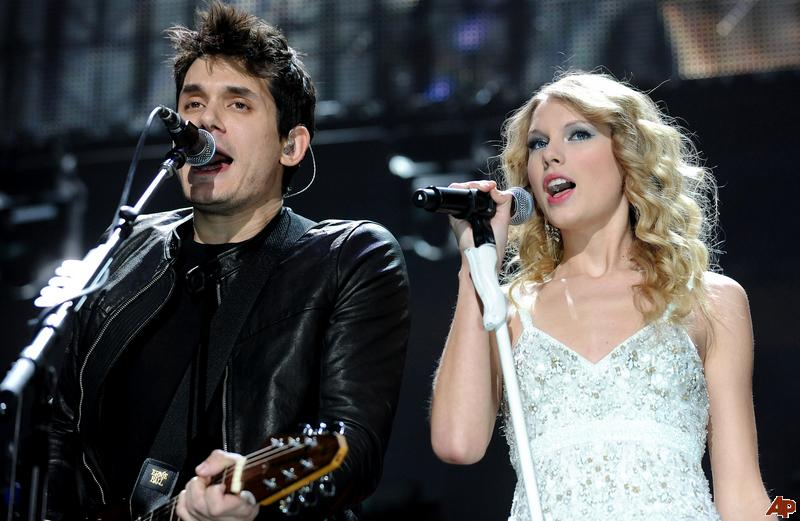 John Mayer & Taylor Swift