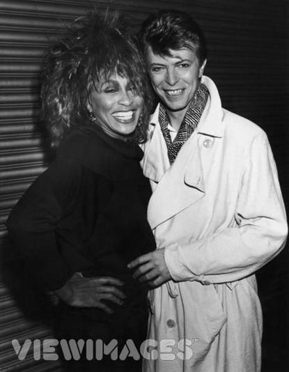 David Bowie & Tina Turner