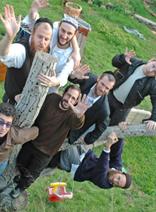 התזמורת העממית