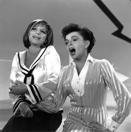 Barbra Streisand & Judy Garland