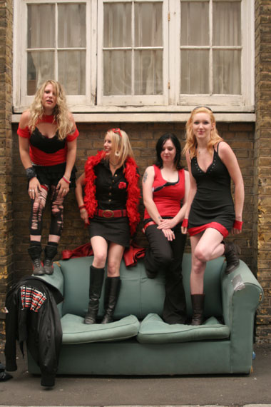 The Suffrajets