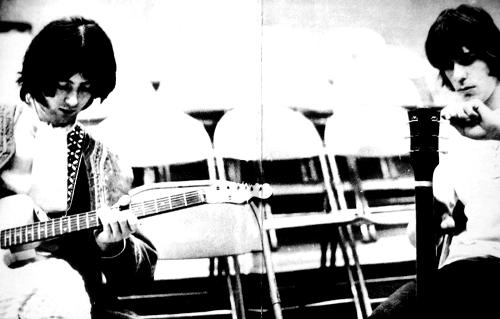 Jeff Beck & Jimmy Page