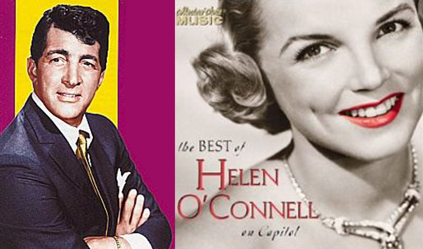 Dean Martin & Helen O'Connell