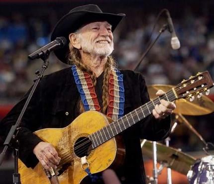 Willie Nelson & Carlos Santana