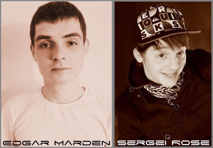 Sergei Rose & Edgar Marden