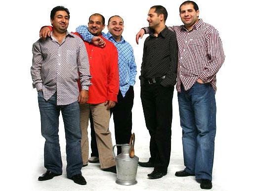 Szilvási Gipsy Folk Band