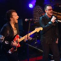 U2 & Coldplay