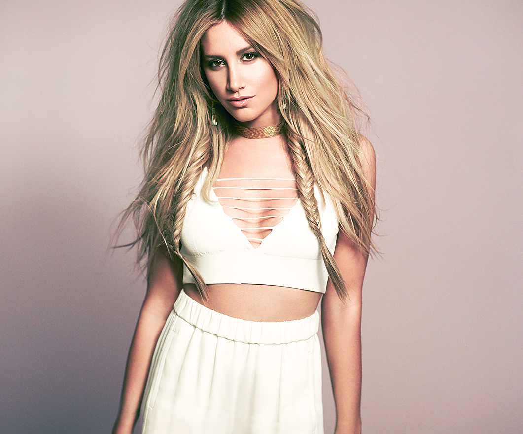 Ashley Tisdale - Ashley Tisdale